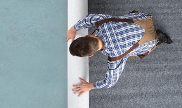 Carpet installation   Tom January Floors