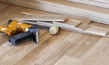 Hardwood installation | Tom January Floors
