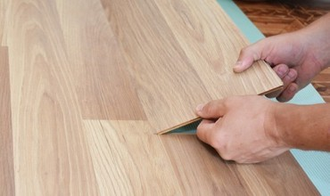 Laminate installation Fayetteville, AR | Tom January Floors