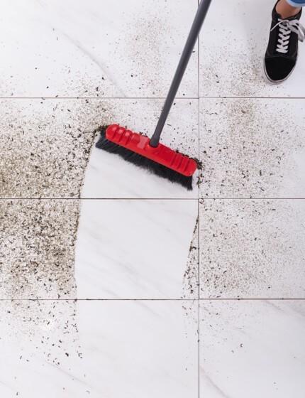 Tile cleaning | Tom January Floors