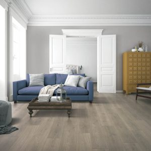 Couch on laminate floor | Tom January Floors