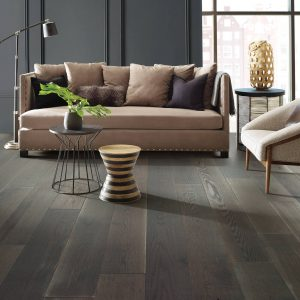 Sofa on hardwood floor | Tom January Floors