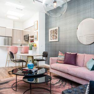 Living room interior | Tom January Floors