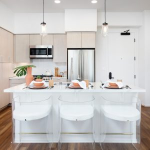 White interior | Tom January Floors