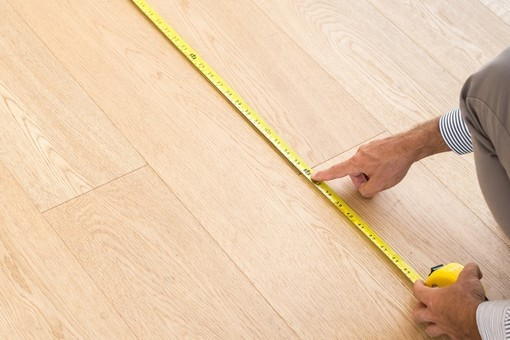 Measurement of flooring | Tom January Floors