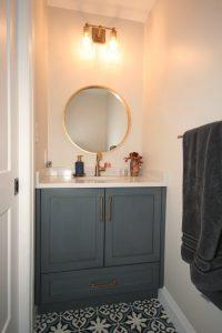 Basin mirror   Tom January Floors