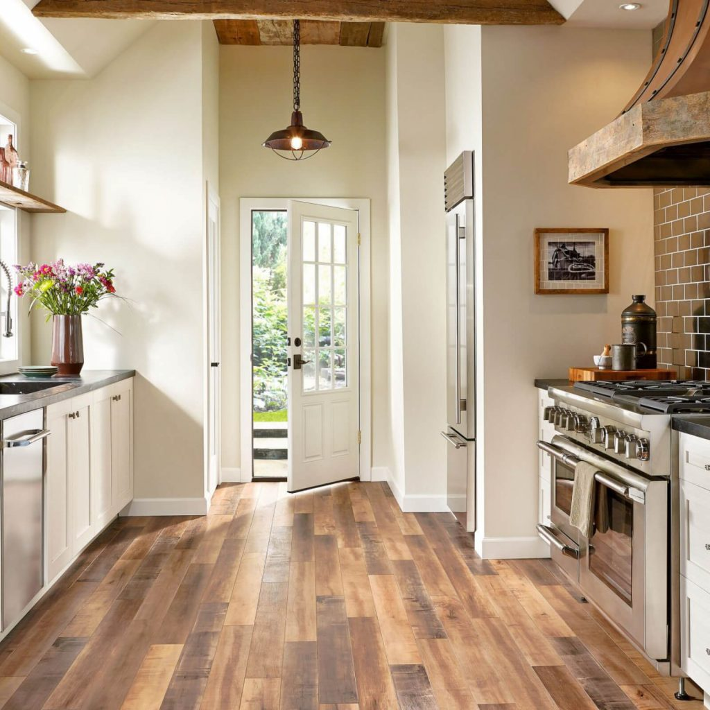 Should You Install Hardwood In Your Kitchen? | Tom January Floors