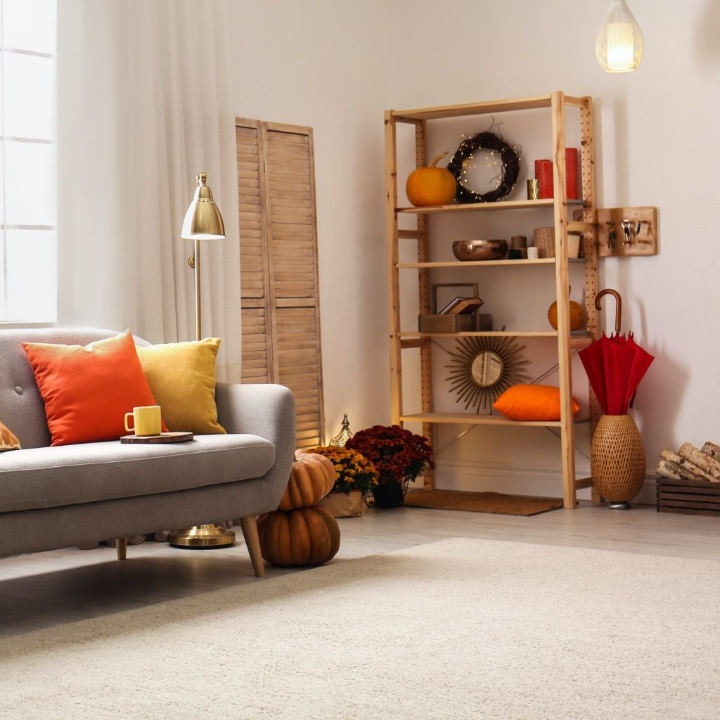 Fun Ways to Add Fall Color to Your Home | Tom January Floors