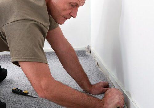 Carpet installation Fayetteville, AR | Tom January Floors