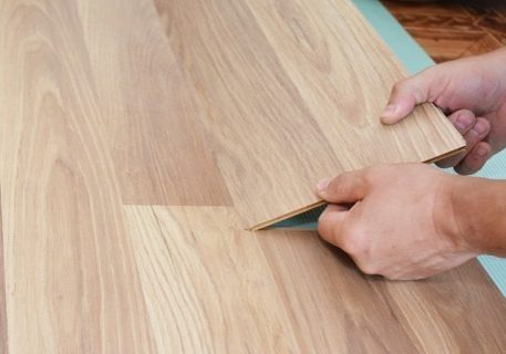 Laminate installation | Tom January Floors